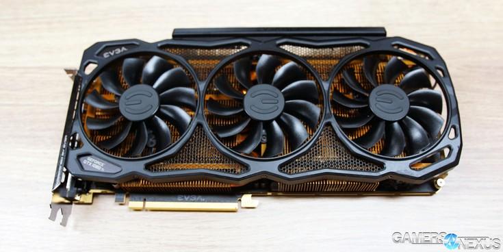 EVGA показала карту GeForce GTX 1080 Ti Kingpin