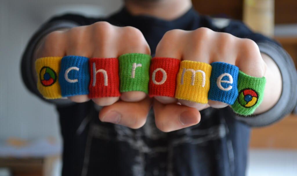 Google Chrome «поедает» рынок браузеров - 1