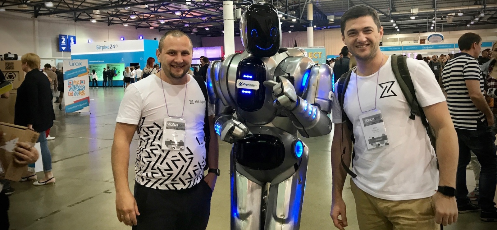 Большое ИТ-коммьюнити на конференции iForum 2017 (Киев) - 9
