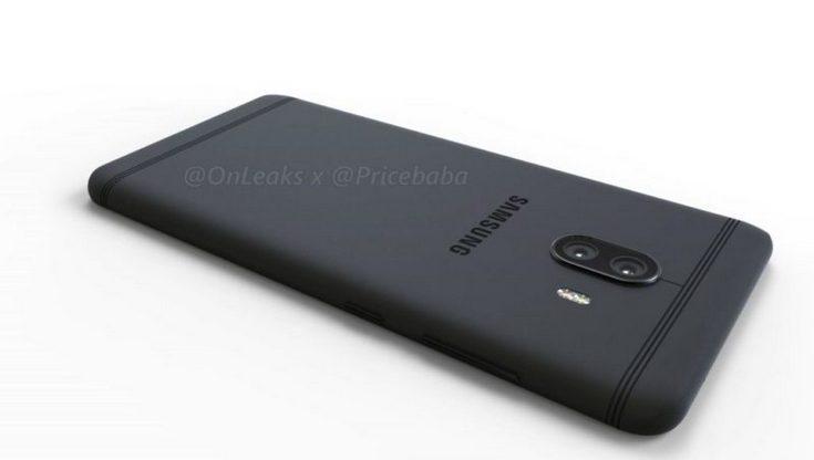 Стало известно, как будет выглядеть Samsung Galaxy C10