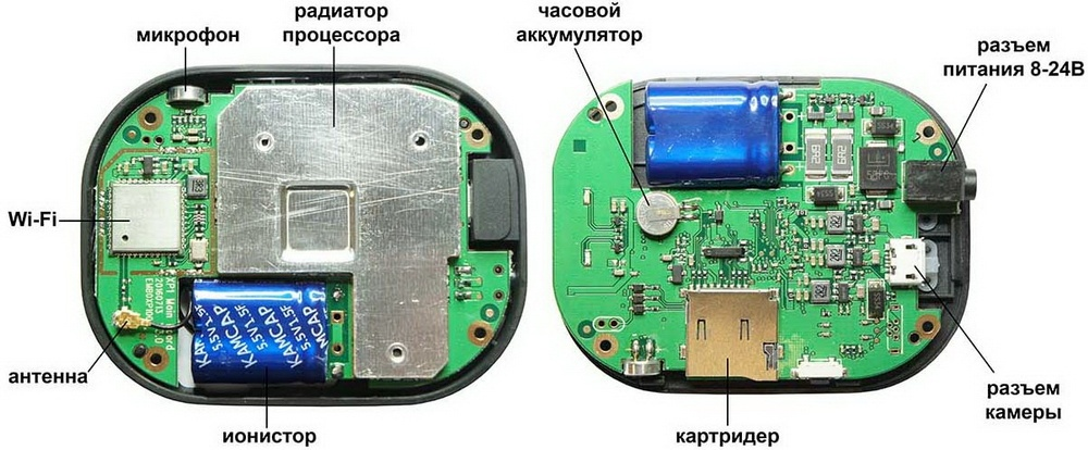 Крохотные самородки: обзор российских регистраторов TrendVision Split и Tube - 20