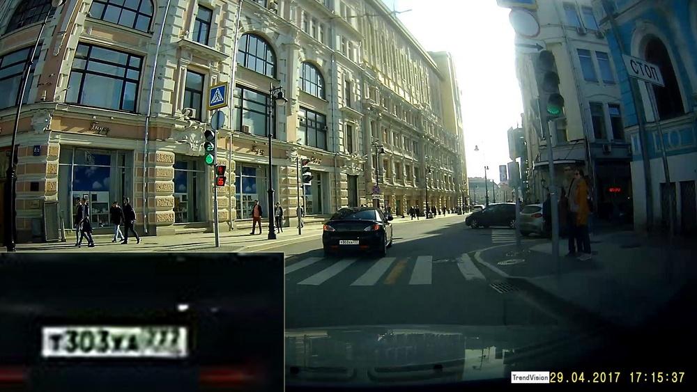 Крохотные самородки: обзор российских регистраторов TrendVision Split и Tube - 41