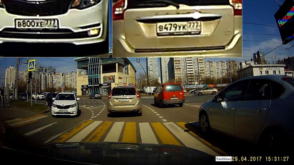 Крохотные самородки: обзор российских регистраторов TrendVision Split и Tube - 42