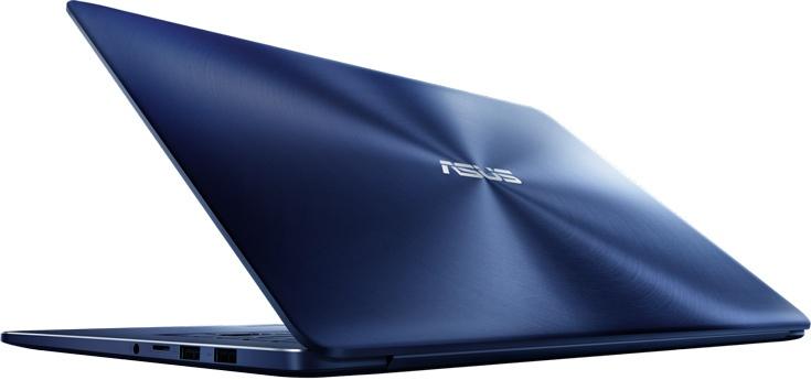 Мобильный компьютер Asus ZenBook Pro (UX550) является самым тонким в линейке ZenBook Pro