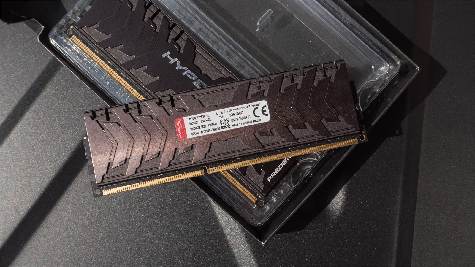 Новые пушки для старого дредноута: сверхбыстрая DDR3 в 2017 году - 18