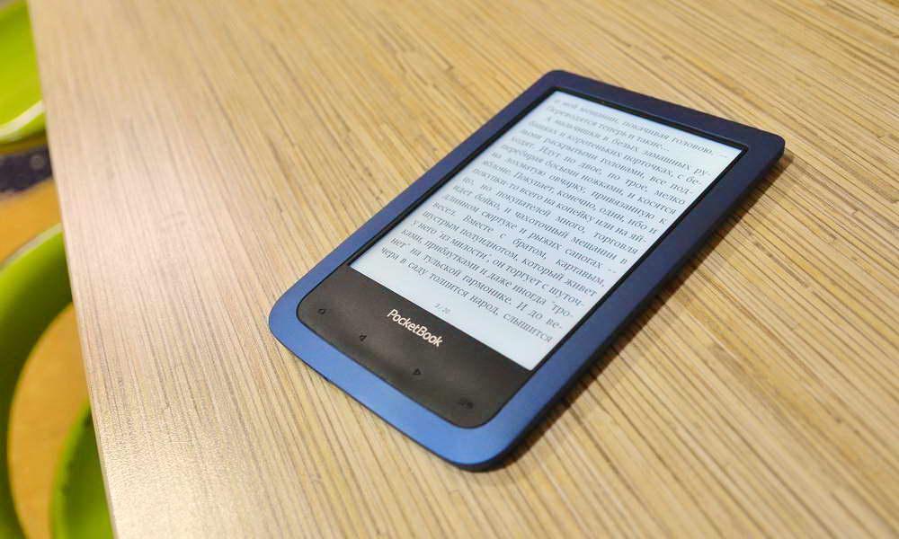 Обзор водозащищенного ридера нового поколения PocketBook 641 Aqua 2 - 13