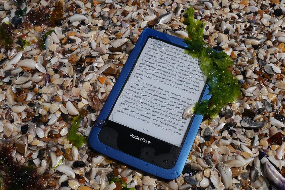 Обзор водозащищенного ридера нового поколения PocketBook 641 Aqua 2 - 27