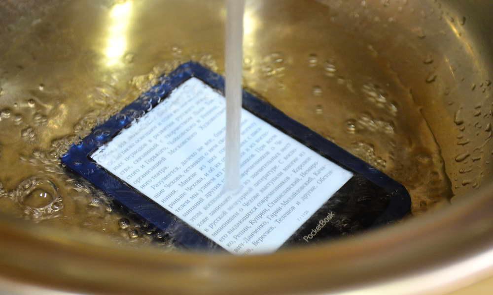 Обзор водозащищенного ридера нового поколения PocketBook 641 Aqua 2 - 6