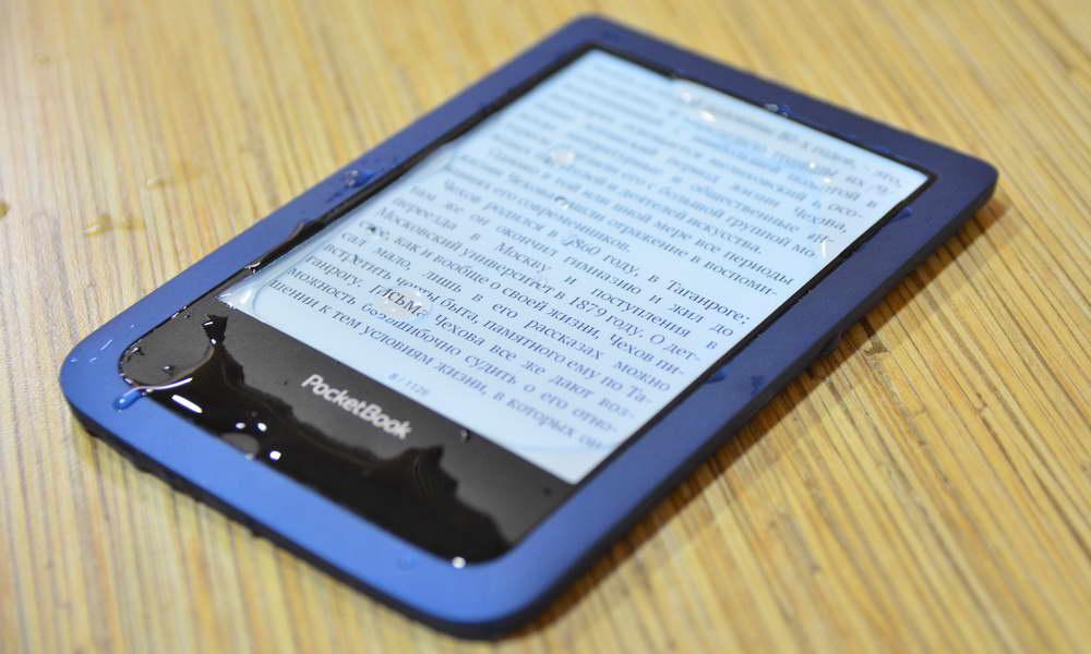 Обзор водозащищенного ридера нового поколения PocketBook 641 Aqua 2 - 7