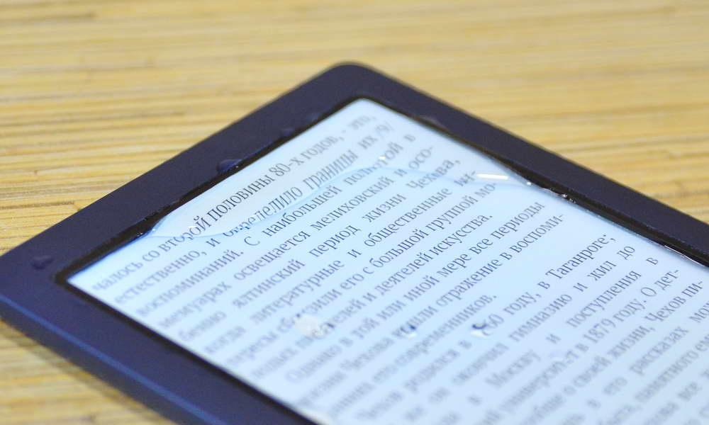 Обзор водозащищенного ридера нового поколения PocketBook 641 Aqua 2 - 8