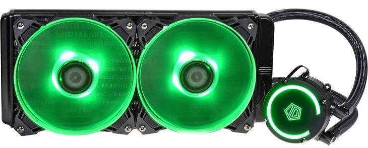 Система охлаждения ID-Cooling Auraflow 240 не потребует обслуживания со стороны пользователя