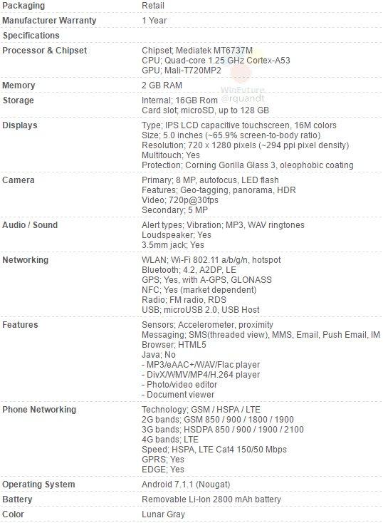 Смартфон Moto E4 может поступить в продажу 17 июля