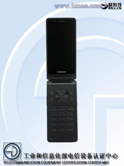 Смартфон-раскладушка Samsung SM-G9298 получил Snapdragon 821 и 4 ГБ ОЗУ