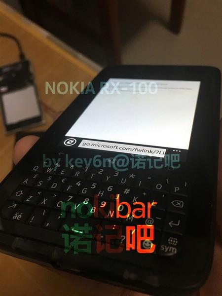 Nokia в своё время разрабатывала смартфон с Windows и клавиатурой