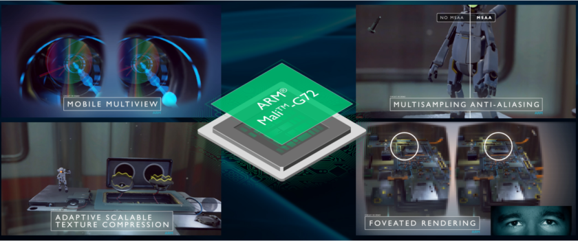 ARM анонсировала новые процессоры Cortex-A75, A55 и Mali-G72 - 9