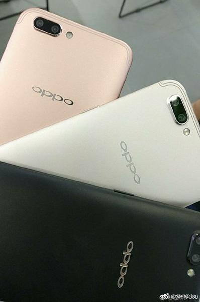 Oppo R11, цветовые варианты