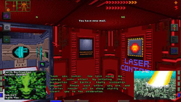 Почему важен System Shock - 2