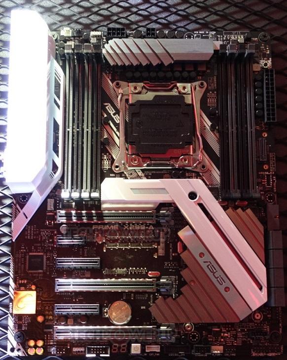 Плата Asus Prime X299-A может стать самой доступной в линейке Asus с новым чипсетом