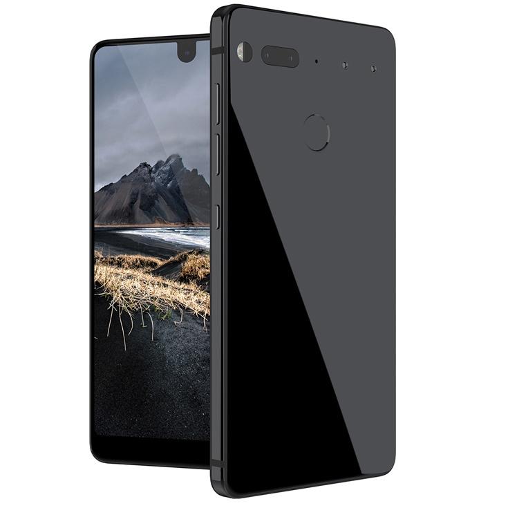 Шасси смартфона Essential PH-1 изготовлено из титанового сплава