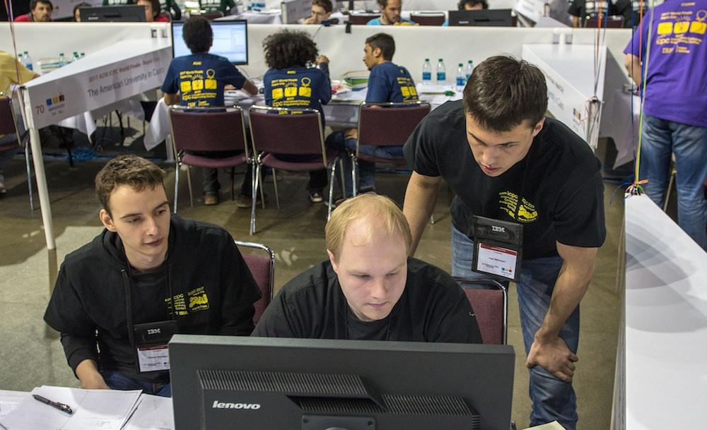 ACM ICPC 2017: итоги финала - 2