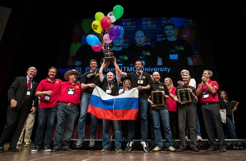 ACM ICPC 2017: итоги финала - 1