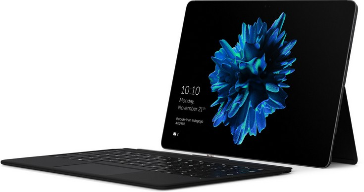Планшет Eve V копирует Microsoft Surface Pro