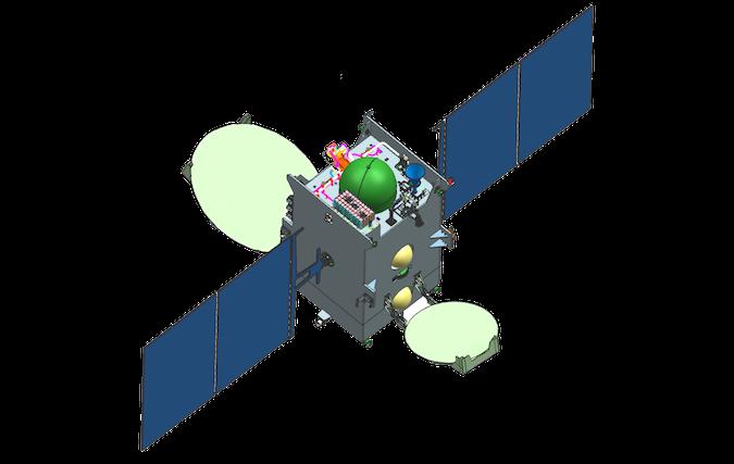 Индия запускает спутник, объединяя своих южноазиатских соседей - 2