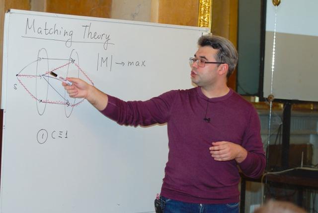 Курсы Computer Science клуба, весна 2017, часть вторая - 5