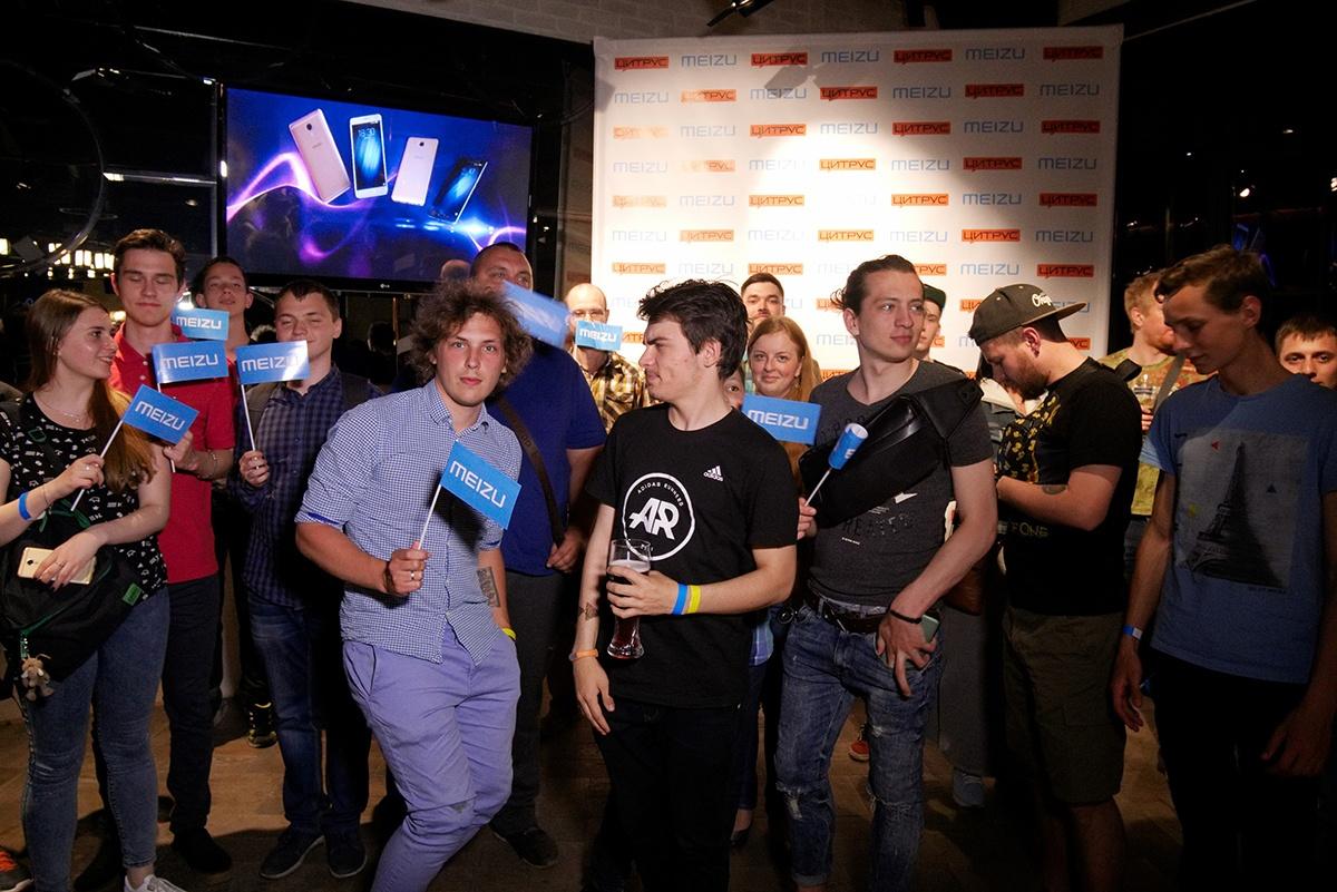 Отчет о первой встрече фан-клуба Meizu в Украине: море развлечений, смартфонов и позитива - 10