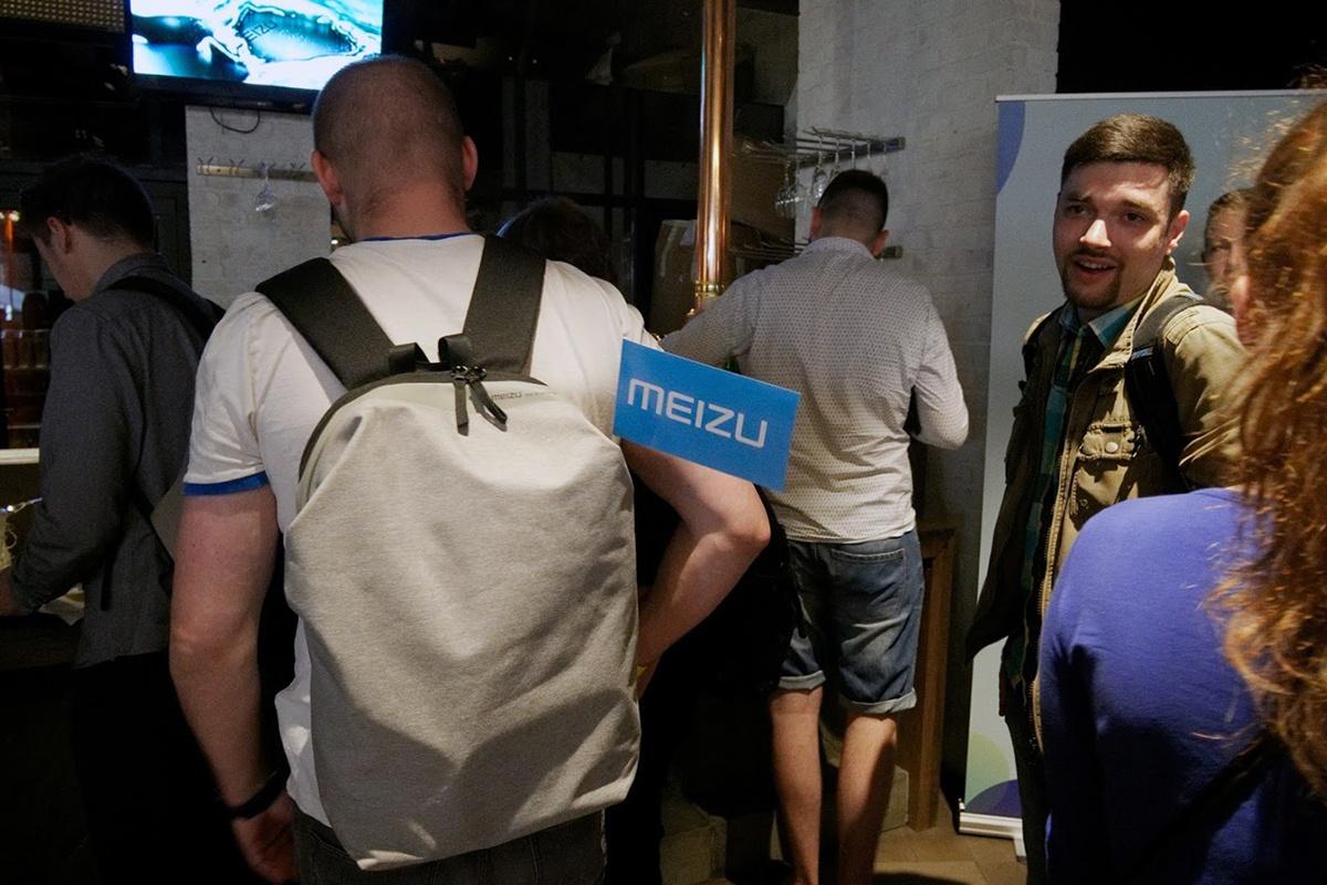 Отчет о первой встрече фан-клуба Meizu в Украине: море развлечений, смартфонов и позитива - 14