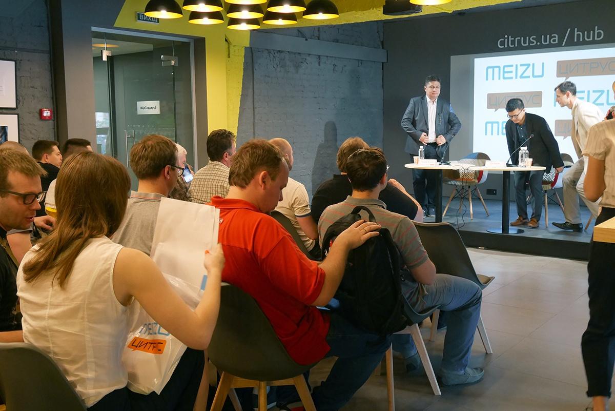 Отчет о первой встрече фан-клуба Meizu в Украине: море развлечений, смартфонов и позитива - 2