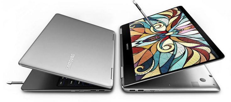 Samsung представила новые ноутбуки Notebook 9 Pro