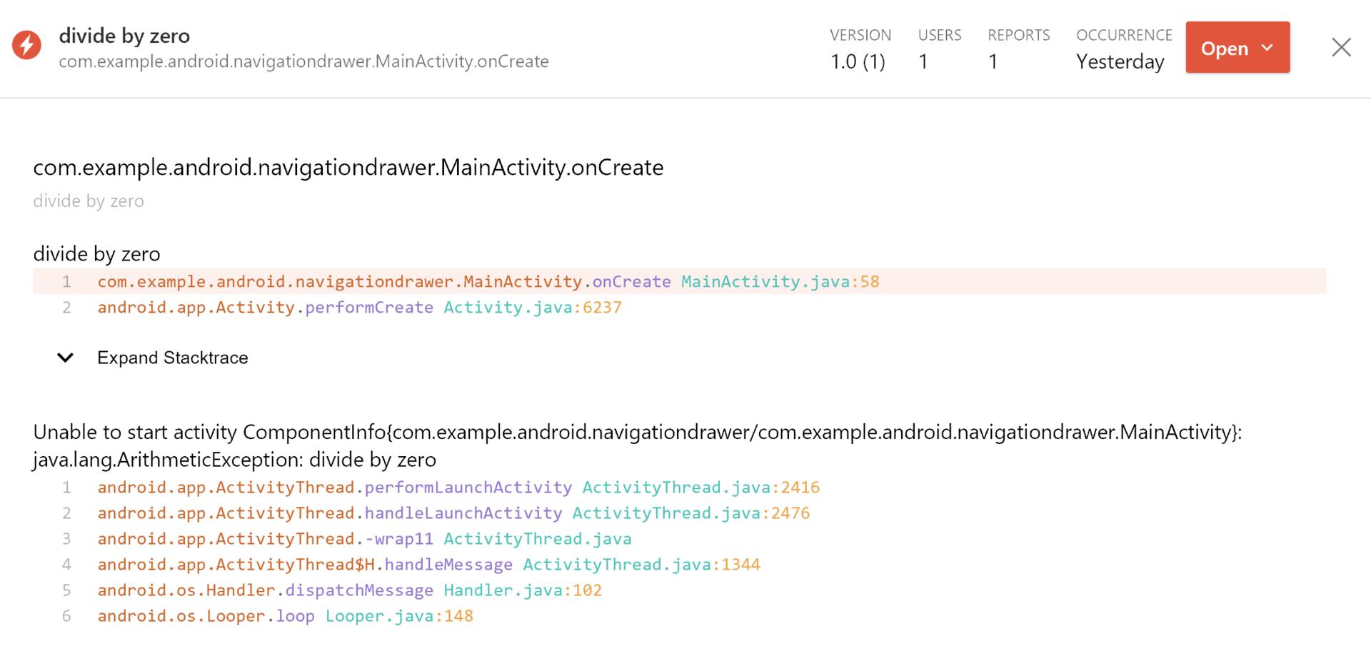 Visual Studio Mobile Center