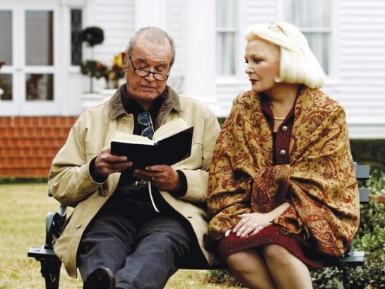 Пожилым людям полезно читать