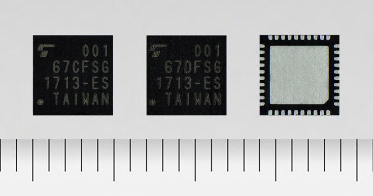 Микросхемы Toshiba TC3567CFSG и TC3567DFSG характеризуются наименьшим в классе энергопотреблением
