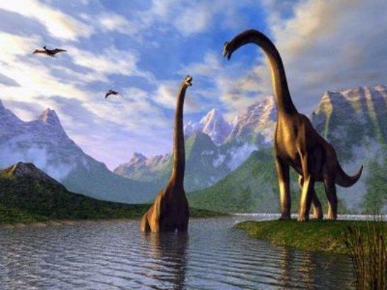 Ученые признали, что динозавров невозможно вернуть к жизни