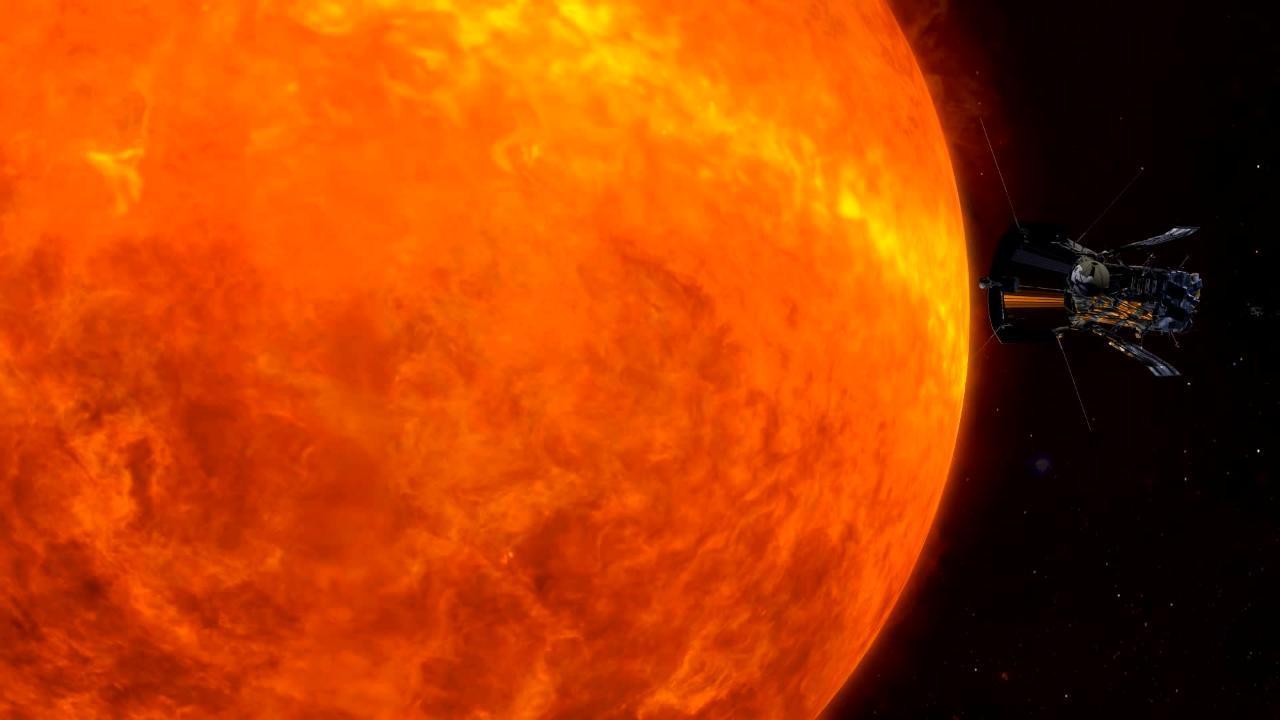 Зонд Паркера, разработанный НАСА, отправится прямо в солнечную корону - 2