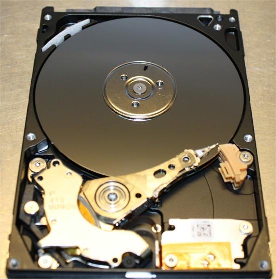 Восстановление данных с внешнего жесткого диска Seagate FreeAgent Go - 2