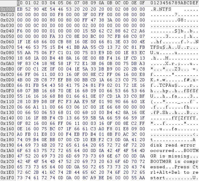Восстановление данных с внешнего жесткого диска Seagate FreeAgent Go - 7