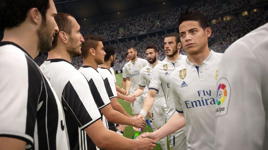 FIFA 17 бесплатна на Xbox One до завтра