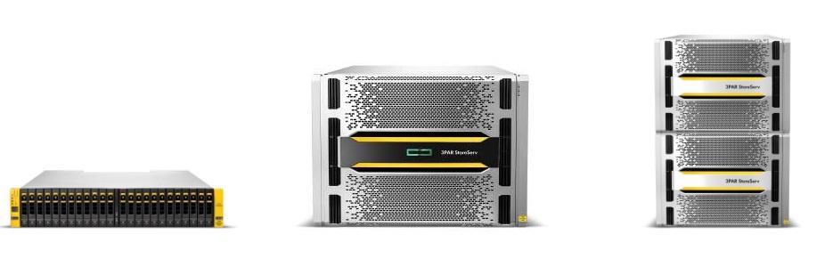 HPE 3PAR StoreServ 9450 - 1