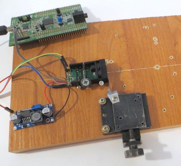 Как работает лазерная рулетка: реверс-инжиниринг - 21