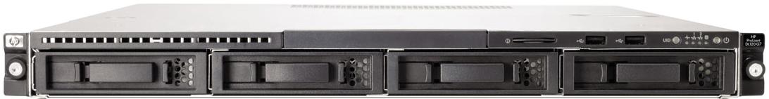HP DL120 G7 — вторая жизнь сервера - 1