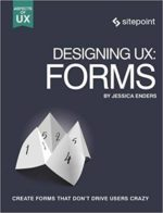 Jessica Enders — Designing UX: Forms