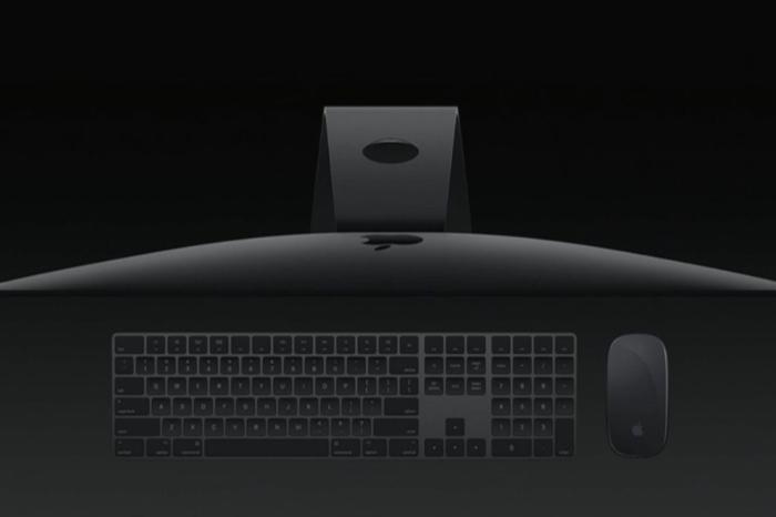 Изменить объём ОЗУ в  iMac Pro возможности не будет