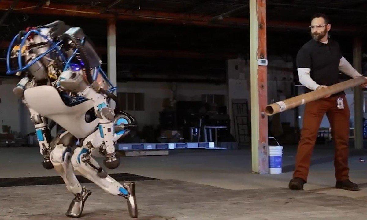 Softbank купила у Google Boston Dynamics - 1