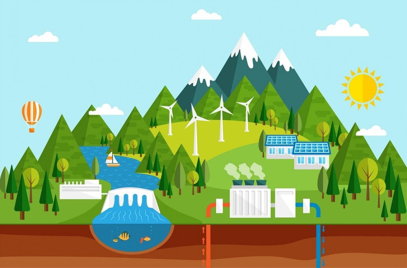 Альтернативная энергетика в Европе поставила несколько рекордов за последние пару недель - 1