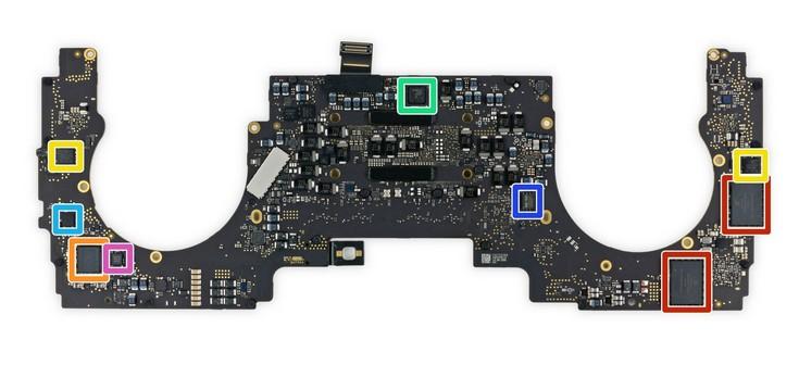 Apple не улучшила ремонтопригодность своих ноутбуков