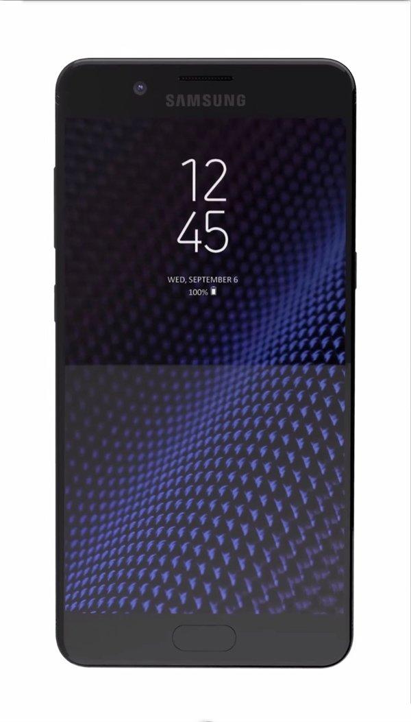 Появились качественные изображения смартфона Samsung Galaxy C10