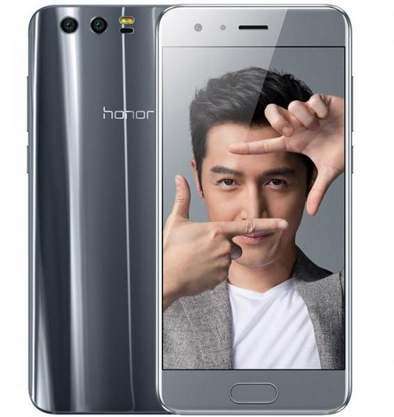 Представлен смартфон Honor 9